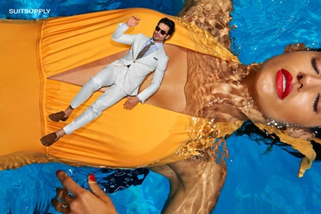 Suitsupply Spring Summer 2016 Campaign