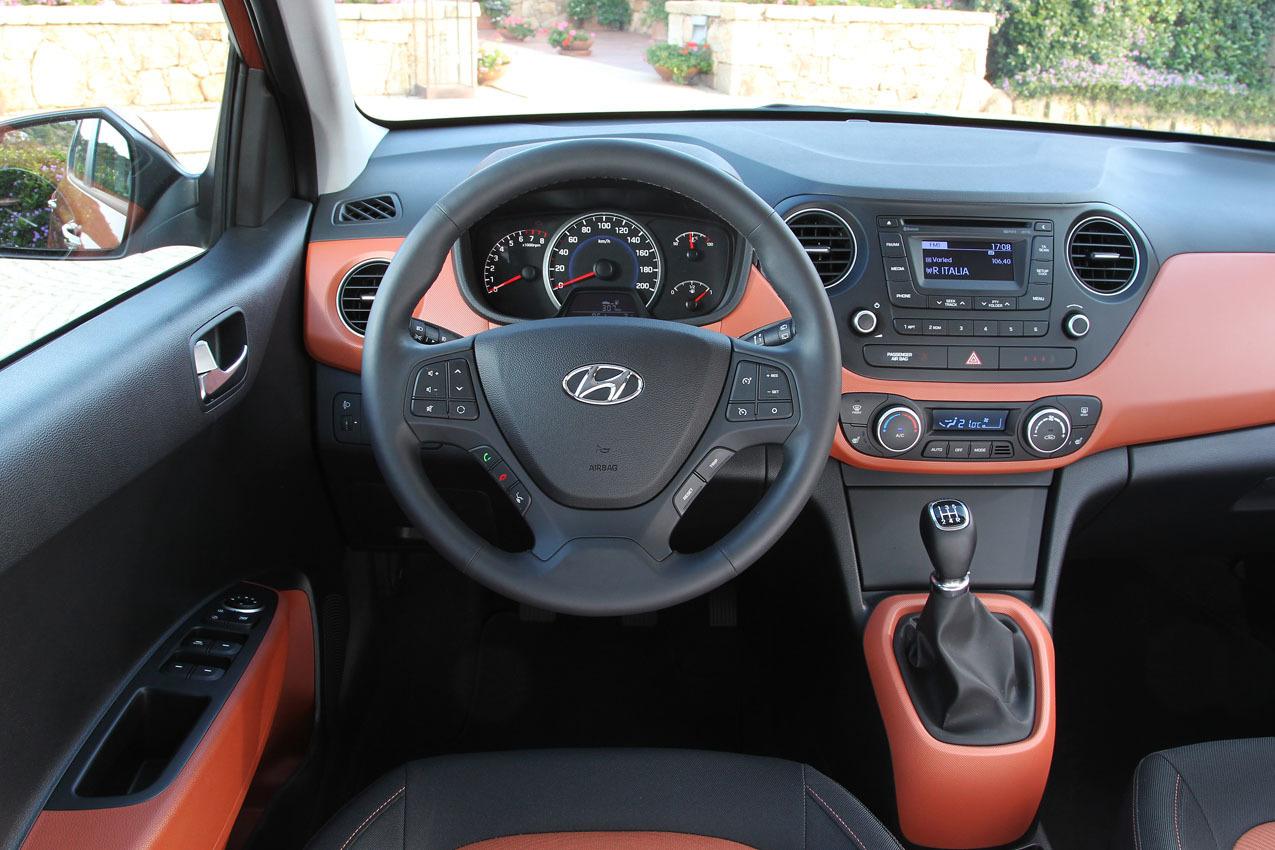 Foto de Hyundai i10 2013 (35/51)