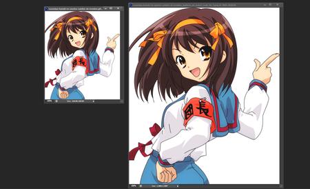 Cómo duplicar el tamaño de cualquier imagen sin que pierda calidad