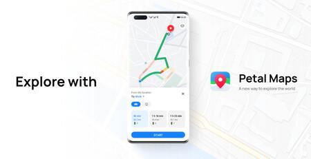 Huawei presenta su alternativa a Google Maps: Petal Maps ya está disponible en App Gallery