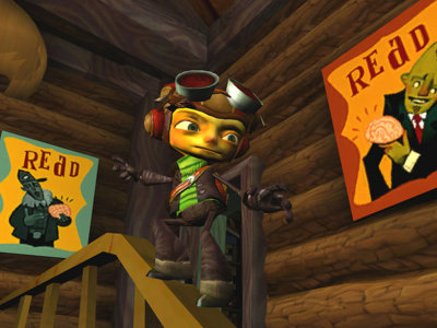 ¡Sorpresa! Psychonauts ya está disponible en PlayStation 4