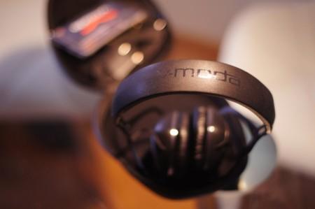 Detalle de la diadema de los Crossfade Wireless de V-Moda