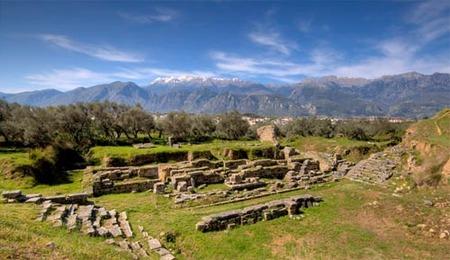 Ruinas de Esparta