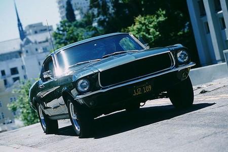 Coches de película: Mustang de Bullitt