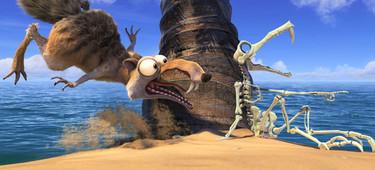 Estrenos de cine infantil: 'Ice Age 4: la formación de los continentes'