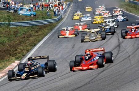 Andretti Lauda Suecia F1 1978