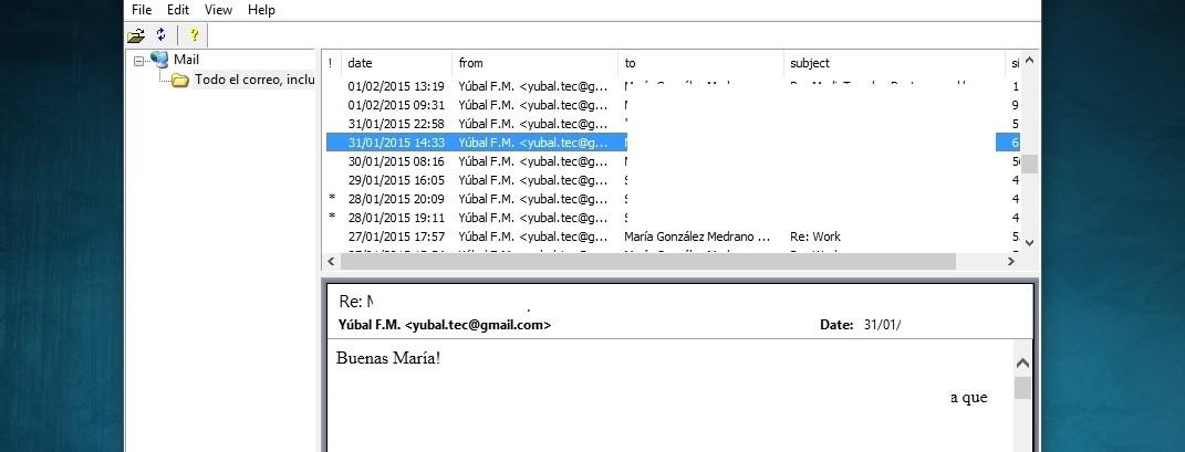 Formato MBox: qué es y cómo abrirlo en tu PC para leer tus correos