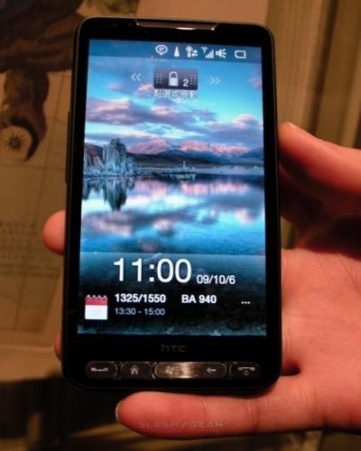 Foto de HTC HD2, presentación (6/8)