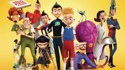 Disney: 'Descubriendo a los Robinson', de Stephen Anderson