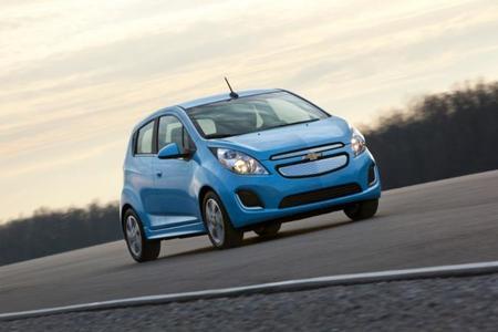 Chevrolet Spark EV: la EPA homologa su autonomía y eficiencia