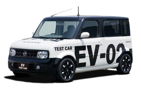 Nissan presenta sus prototipos eléctrico e híbrido