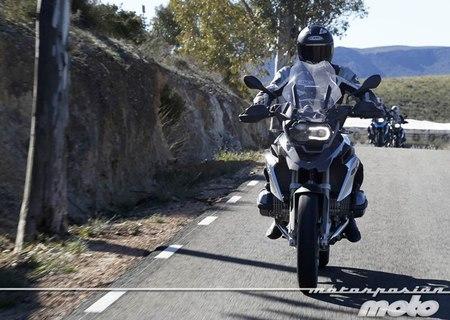 BMW R1200 GS, prueba (conducción en autopista, offroad y pasajero)