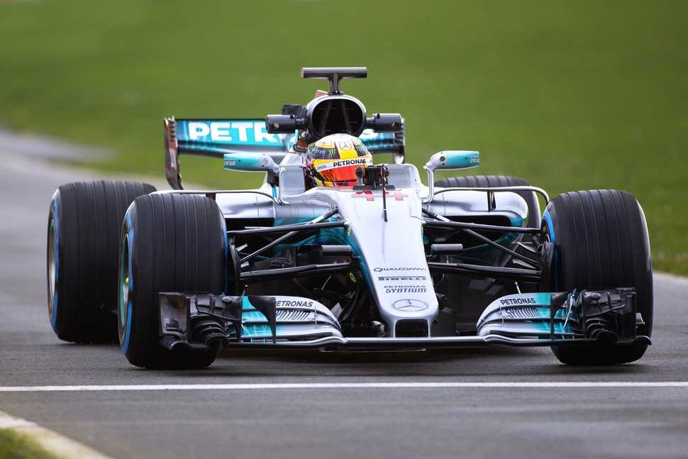 Mercedes W08 Eq Power Plus 03
