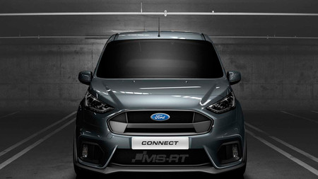 MS-RT Ford Transit Connect 2019