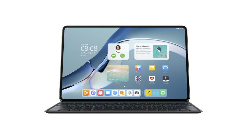 Huawei MatePad Pro: a la caza del iPad con HarmonyOS y una buena dosis de potencia bruta