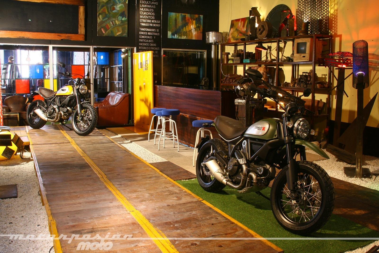 Foto de Ducati Scrambler, presentación 1 (51/67)