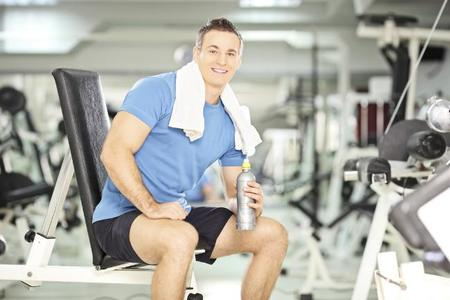Como bajar de peso gimnasio