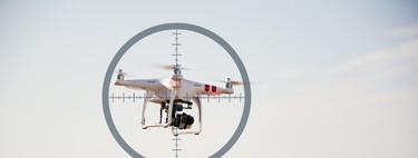 Nueve formas originales de derribar un dron (aunque no te recomendamos hacerlo)