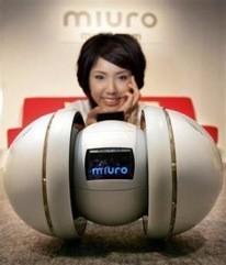 Miuro, el dock para iPod bailarín