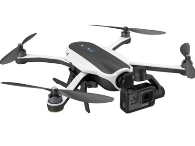 GoPro Karma: un drone plegable que integra todo un sistema de grabación portátil