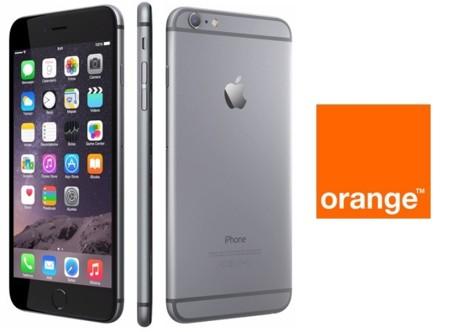 Precios iPhone 6 y iPhone 6 Plus con Orange