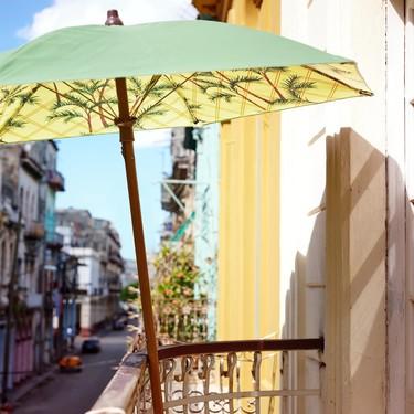 El Corte Inglés e Ikea nos ayudan a sacar partido a un pequeño espacio exterior o mini terraza