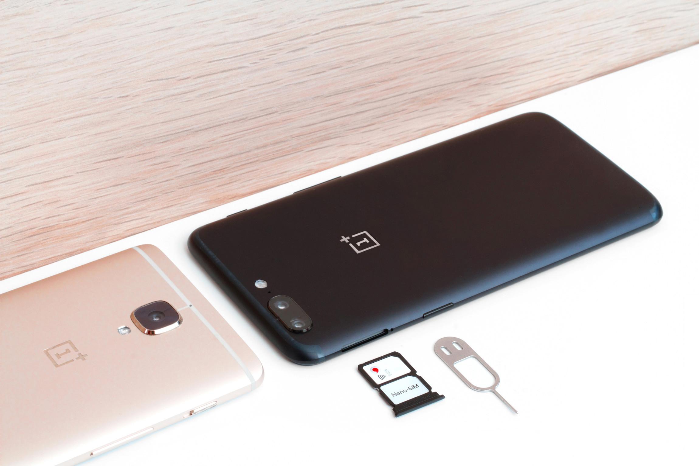 OnePlus 5 en imágenes