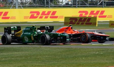 Marussia y Caterham todavía no enseñan todas sus cartas