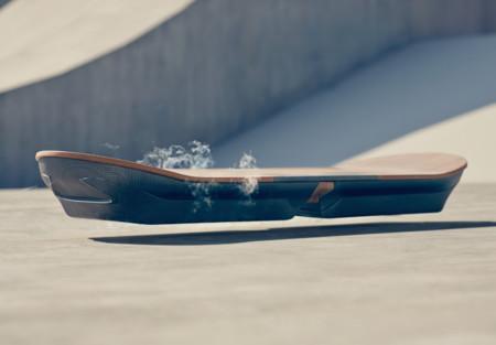 Lexus Hoverboard, otro intento  de hacer realidad la patineta voladora de 'Volver al futuro'
