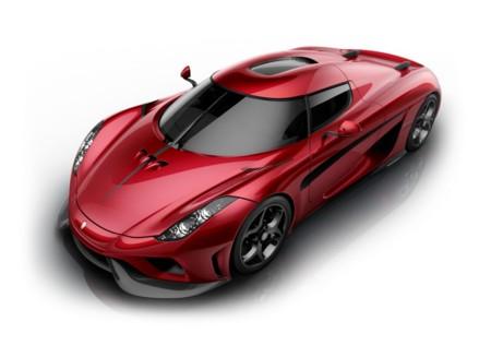Koenigsegg Regera Tecnologia Extrema En Un Auto Extremo