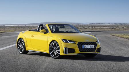 Audi Tt 2019 5