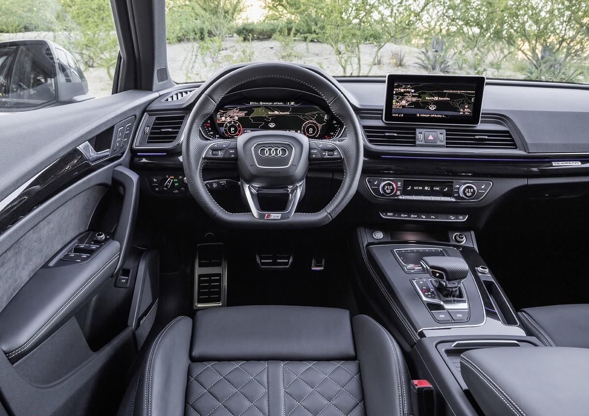 Foto de Audi Q5 2018 (17/20)