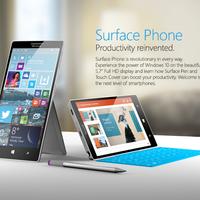 ¿Un Surface Phone que no llegaría cómo un teléfono? Los últimos rumores apuntan en esa dirección