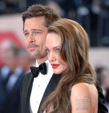 Brad Pitt y Angelina Jolie, de no hablarse a llevarse bien ya. ¿Esto de qué va?