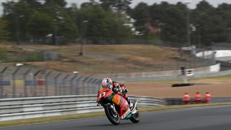 Acosta Francia Moto3 2021 2