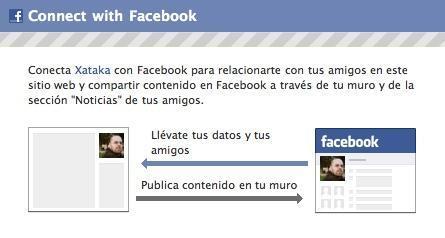 Usa Facebook para conectarte a Xataka