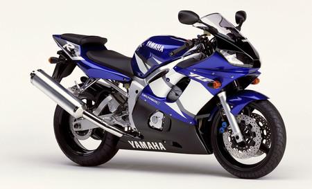 2002 Yamaha R6 Yzfr6b
