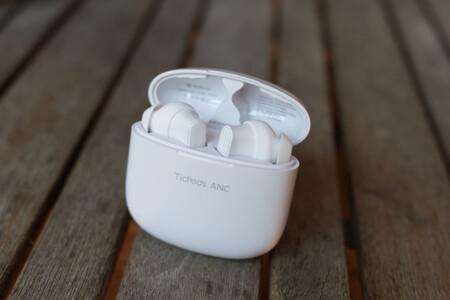 Cancelación de ruido y sonido sorprendente a precio irresistible: los auriculares TWS TicPods de oferta flash a 25 euros en Amazon