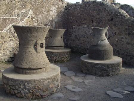 Pompeya y su fast food con más de 1900 años de antigüedad