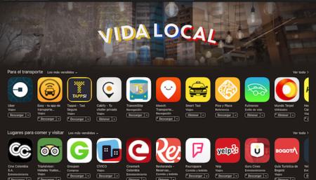 Disfruta las ciudades colombianas con estas aplicaciones que recomienda Apple