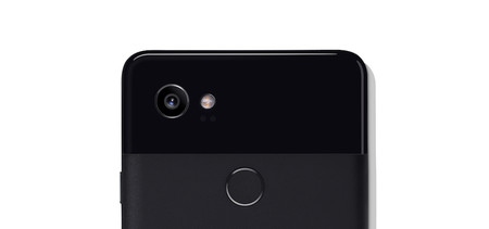 Pixel 2 Xl Just Black Back