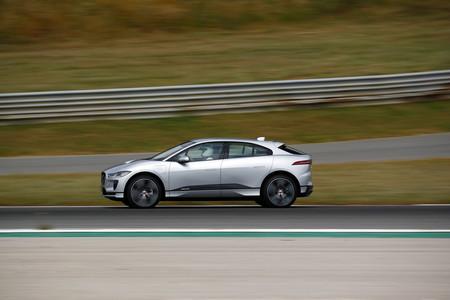 Jaguar I-PACE circuito