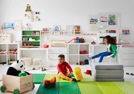 Ikea nos enseña las nuevas habitaciones de niños con la decoración más bonita y práctica para tenerlas ordenadas