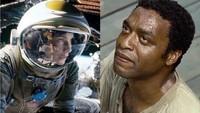 'Gravity' y '12 años de esclavitud' empatan a mejor película en los premios de la PGA