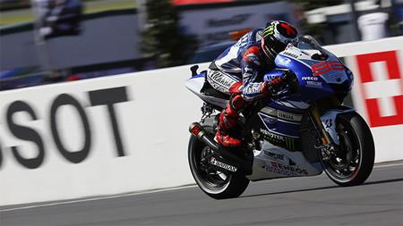 MotoGP Australia 2013: Jorge Lorenzo, Tito Rabat y Maverick Viñales dominan los libres