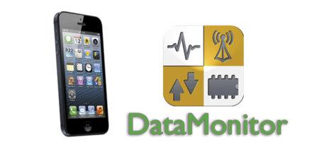 Controla el tráfico de datos en tu móvil (IV): DataMonitor para iOS