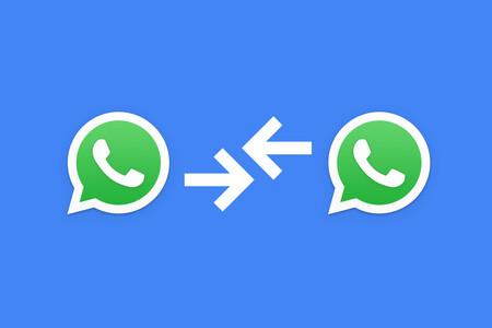 Google Data Transfer Tool se prepara para pasar los chats de WhatsApp de iOS a Android