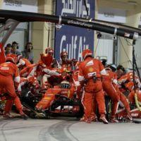 Un Ferrari pensado para Raikkonen y Vettel