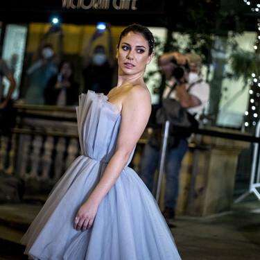 Estos han sido los siete mejores looks de belleza que hemos visto en el Festival de  Cine de San Sebastián 2020