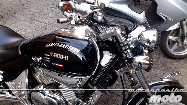 Kymco Harley
